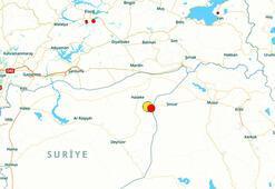 Son dakika... Suriye-Irak sınırında peş peşe depremler Türkiye sallandı
