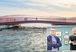 Yaya köprüsü ödül getirdi...