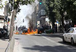 İsrail polisinden karantina karşıtı protestoya müdahale: 8 gözaltı