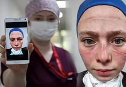 Seher hemşire yoğun bakımdaki zorlu mücadeleyi anlattı