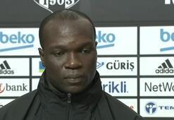 Vincent Aboubakardan Hulk açıklaması Eğer Sergen Yalçın...