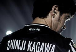 Beşiktaşın eski futbolcusu Kagawa, PAOKa transfer oldu