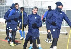Erzurumspor, MKE Ankaragücü maçının hazırlıklarını sürdürdü
