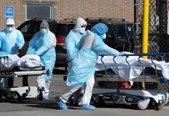 ABDde korkutan rakam 1 günde 4 bin 132 ölüm...