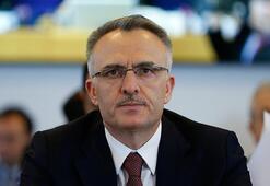 Ağbal, Enflasyon Raporu toplantısında konuştu