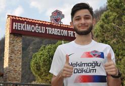 Salih: Trabzonspora güçlü dönmek istiyorum