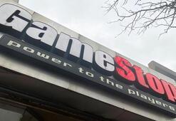 GameStop hisseleri geriledi