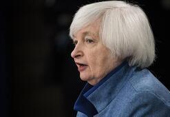 Yellen, IMF Başkanı Georgieva ile görüştü