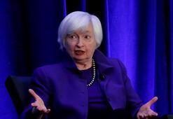 ABD Hazine Bakanı Yellen: Risk patlamasının ortasındayız