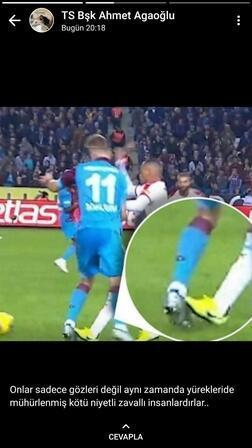 Ahmet Ağaoğlundan penaltı isyanı