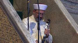 86 yıl sonra Ayasofya Camii'nde tarihi gün