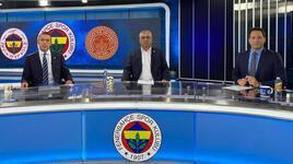 Canlı yayında Caner Erkin isyanı   Fenerbahçe Başkanı Ali Koç ve Başkan Adayı Yeşilyurt...
