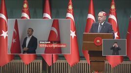 Cumhurbaşkanı Erdoğan duyurdu: Orhan İnandı Türkiye'ye getirildi