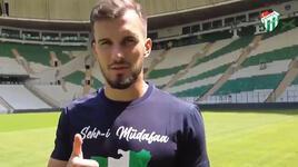 Transfer | Bursaspor, Luka Capan'ı kadrosuna kattı