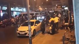 Esenyurt'ta sokakta akrabalar arasında silahlı kavga
