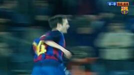 Geçmişe yolculuk | Iniesta'nın Barcelona'daki ilk golü