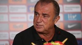 Galatasaray Teknik Direktörü Fatih Terim'den Falcao ve Feghouli açıklaması