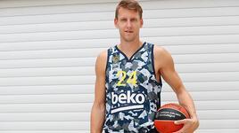 Fenerbahçe Beko yeni sezon formasını tanıttı