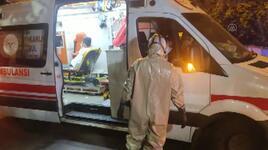 İstanbul'da klor gazı sızıntısından etkilenen 5 kişi hastaneye kaldırıldı