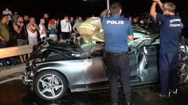 Beykoz'da meydana gelen trafik kazasında 3 kişi hayatını kaybetti, 3 kişi yaralandı