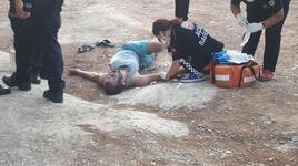 Piknik alanına gitti! Bacağından vuruldu