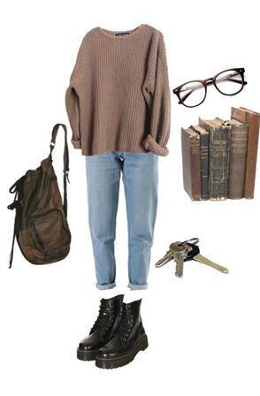 Kütüphanede sakin bir gün