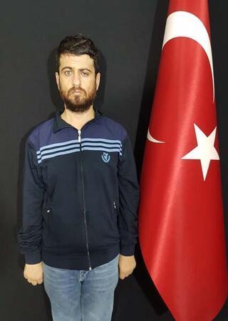 Son dakika... MİT o teröristi Suriyede yakaladı İtiraf etti...