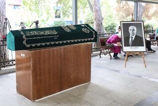Helikopter kazasında hayatını kaybeden Halil İbrahim Ünver son yolculuğuna uğurlandı