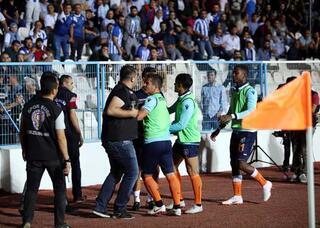 Erzurumda olay var Emre Belözoğlu çıldırdı...