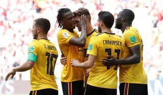 Belçika, Tunusa gol yağdırdı