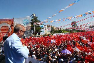 Cumhurbaşkanı Erdoğan duyurdu Lider takımını hallettik