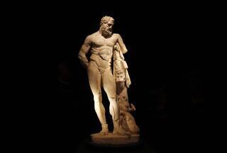 Antalyada Herakles Lahdi bereketi