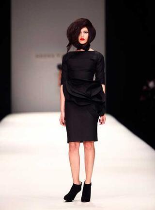 Türk modacıya Fransadan teşvik