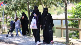 Arap turistlerin akınına uğruyor