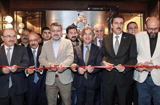 Karaköy'e göz kamaştıran otel