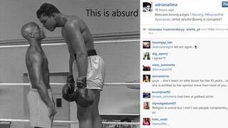 Adriana Lima da kızdı Şike...