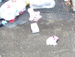 Poşet içerisinde çöpe atılan bebek için özel ekip kuruldu