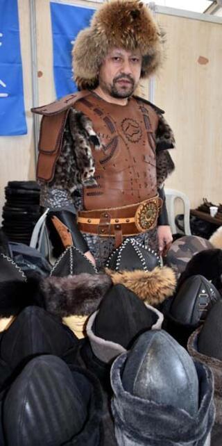 Diziler, geleneksel Türk giysilerine ilgiyi arttırdı