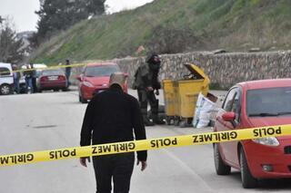 Çöp konteynırı içinden saat sesi geliyor ihbarı polisi alarma geçirdi