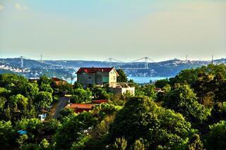 İstanbulun güzelliği Yuşa Tepesi
