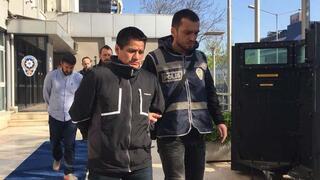 Uluslararası hırsızlık çetesi Bursada yakalandı