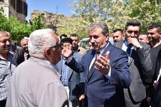 Destici: AK Parti, MHP ve BBP ilkesel olarak bu ittifakta anlaştı