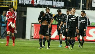 Akhisar - Beşiktaş