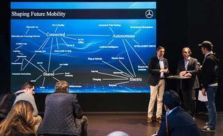 Mercedes-Benz, Mobil Dünya Kongresinde