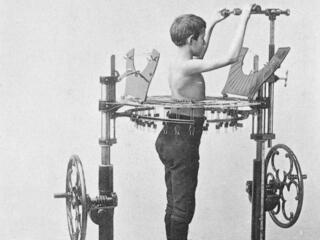 Eski zaman spor aletleri
