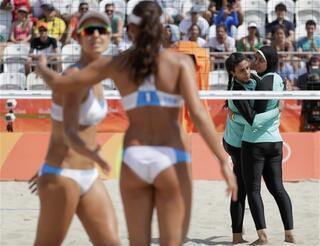 Sansürlü olimpiyatlar