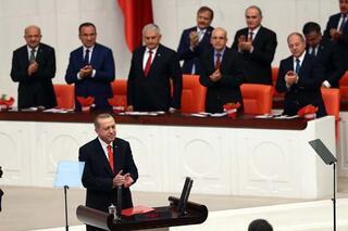 Cumhurbaşkanı Erdoğandan flaş OHAL çıkışı