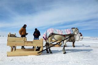 Doğu Ekspresi Kars turizmine canlılık getirdi