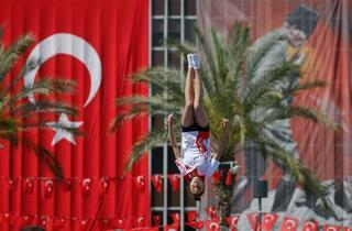 Tüm Türkiyede 19 Mayıs kutlanıyor