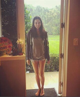 Adriana Lima son darbeyi vurdu